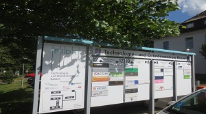 Bürofläche in Kassel mit 4 Räumen nähe ICE-Bahnhof – Provisionsfrei