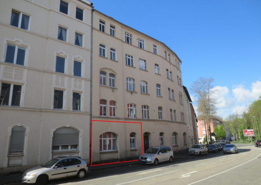 zentrale Wohnung Kassel