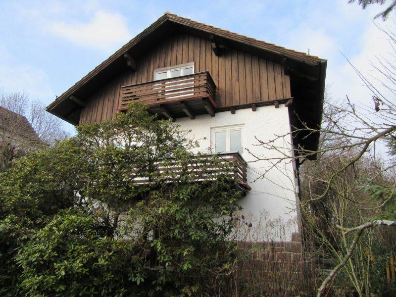 Denkmahlgeschütztes Haus am Brasselsberg