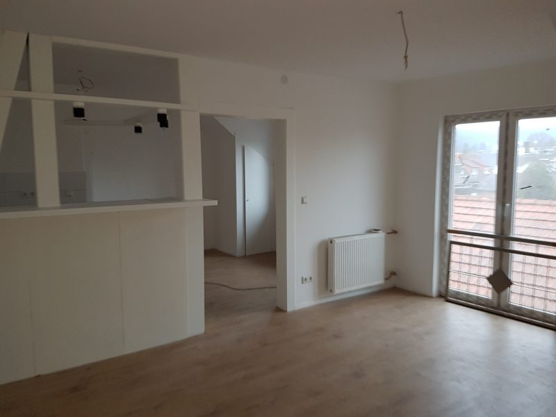 2 ZKB Wohnung Harleshausen