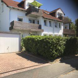 Eigentumswohnung in Baunatal - Straßenansicht