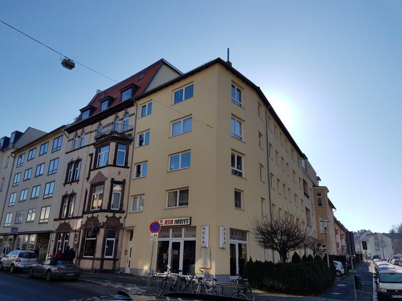 Attraktives Mehrfamilienhaus in gefragter Lage von Kassel - nahe Königstor