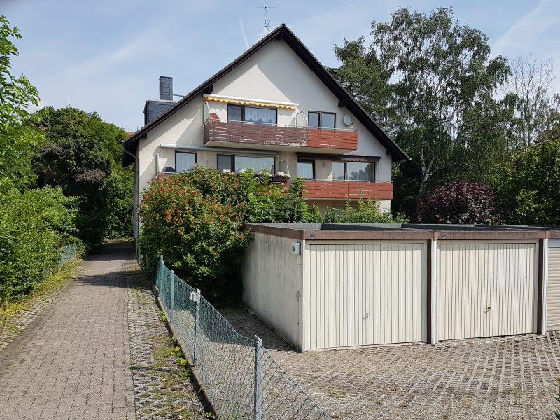 2ZKB Balkon Kassel Kirchditmold