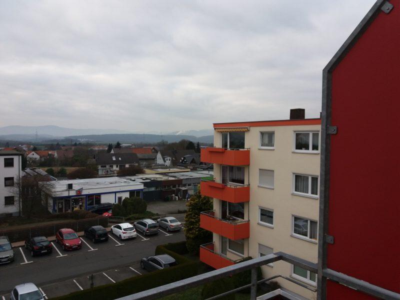2 ZKB Wohnung mit Balkon in Fuldabrück-Dörnhagen